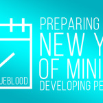 Preparing for the New Year of Ministry: Personal Development