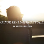 A Framework for Evaluating Student Ministry