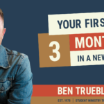 Your First 3 Months in a New Role